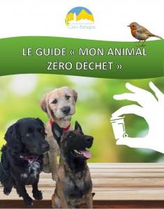 Couverture Guide Zéro Déchet pour nos animaux