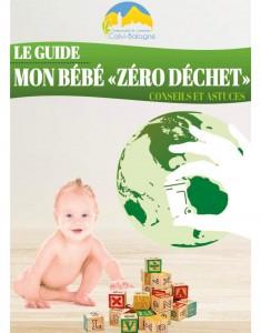 Couverture Mon livret bébé  Zéro Déchet
